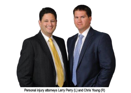 Attorneys Young and Perry