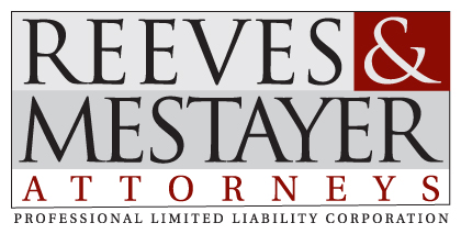 Reeves & Mestayer Personal Injury Attorneys