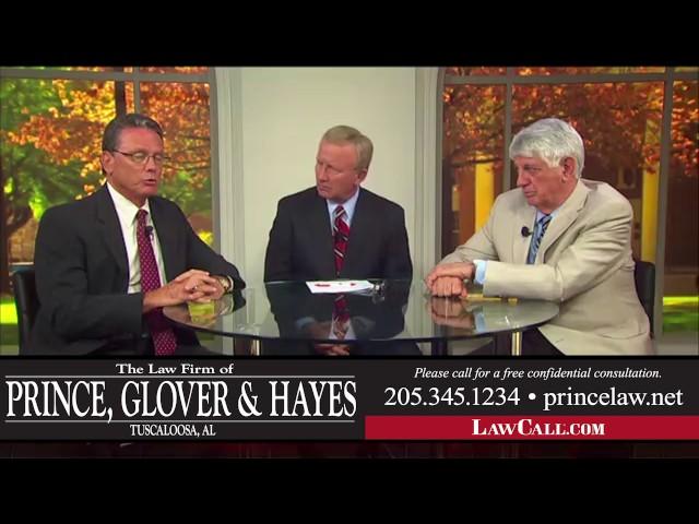 7/13/2017 – Life Insurance – Tuscaloosa, AL – LawCall – Legal Videos