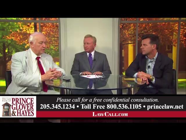 7/20/2017 – Disability & Social Security – Tuscaloosa, AL – LawCall – Legal Videos