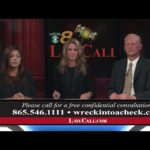 8/27/2017 – Statute Of Limitations – Knoxville, TN – LawCall – Legal Videos