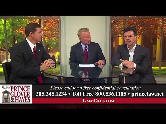 9/14/2017 – Legal Malpractice – Tuscaloosa, AL – LawCall – Legal Videos