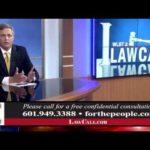10/14/2017 – Dram Shop Laws – Jackson, MS – LawCall – Legal Videos