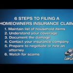 Homeowners Insurance Claims with Michael Timberlake